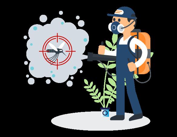 Professional Pest Control Highfields